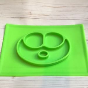 Brand new Baby Silicon food mat